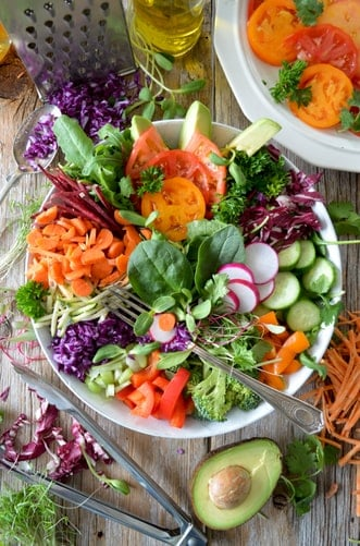 Top Vegetables Foods To Eat In The Summer